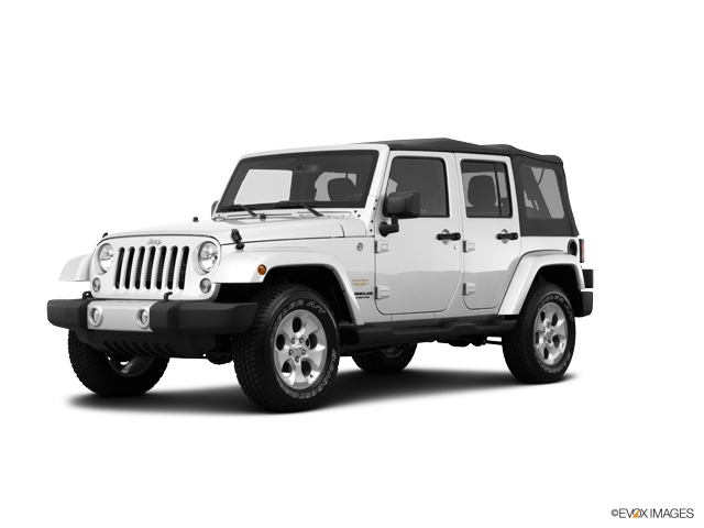 2014 Jeep Wrangler Unlimited Vehicle Photo in Greeley, CO 80634