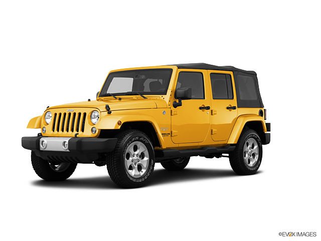 2014 Jeep Wrangler Unlimited Vehicle Photo in Anchorage, AK 99515