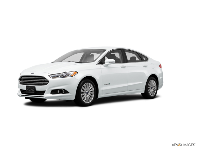 2014 Ford Fusion Vehicle Photo in Enid, OK 73703