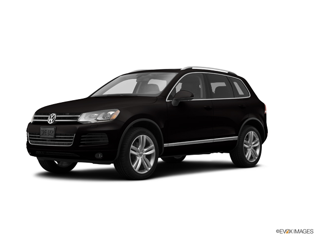 2014 Volkswagen Touareg Vehicle Photo in Appleton, WI 54913
