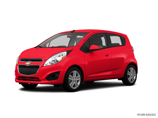 2014 Chevrolet Spark Vehicle Photo in Charleston, SC 29407