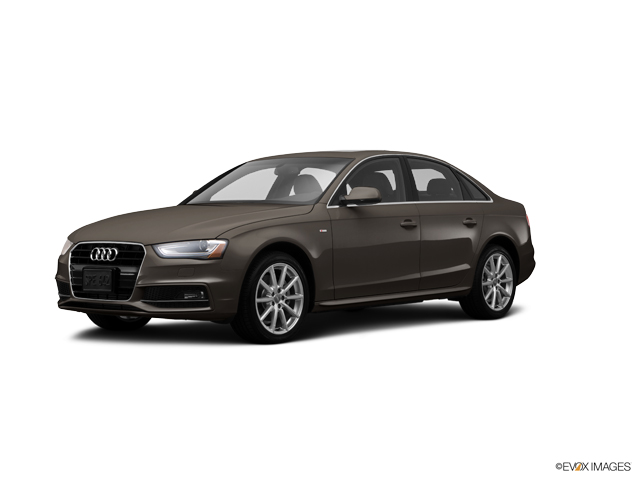 2014 Audi A4 Vehicle Photo in Wilmington, NC 28405