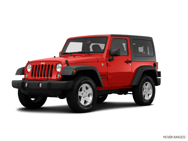 2014 Jeep Wrangler Vehicle Photo in Medina, OH 44256