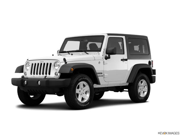 2014 Jeep Wrangler Vehicle Photo in Austin, TX 78759