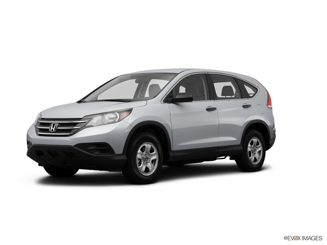 2014 Honda CR-V Vehicle Photo in Manassas, VA 20109