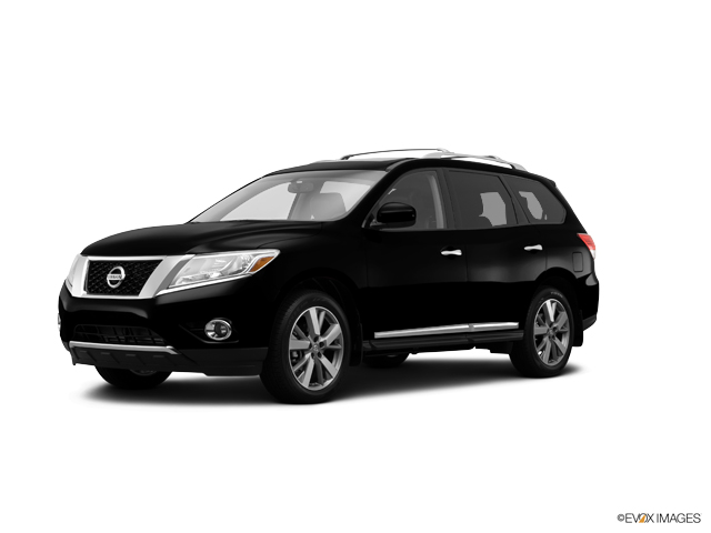 2014 Nissan Pathfinder Vehicle Photo in Houston, TX 77074