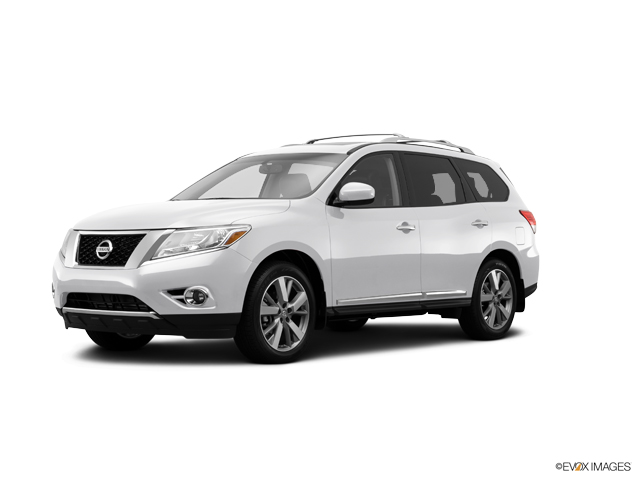 2014 Nissan Pathfinder Vehicle Photo in Springfield, MO 65809