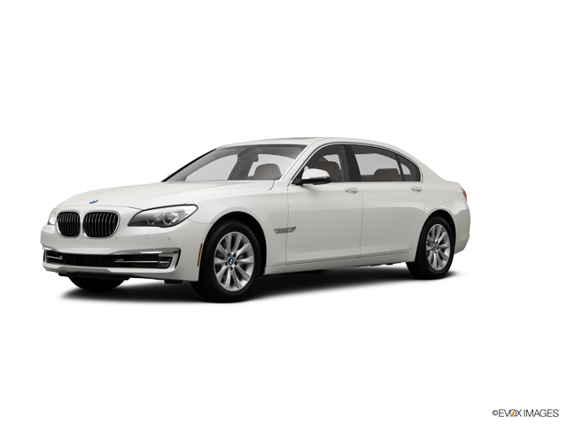 2014 BMW 740Li xDrive Vehicle Photo in Libertyville, IL 60048