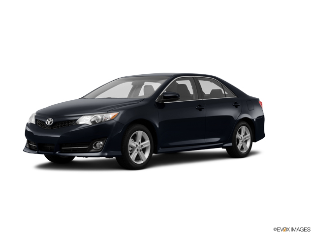 2014 Toyota Camry Vehicle Photo in Odessa, TX 79762