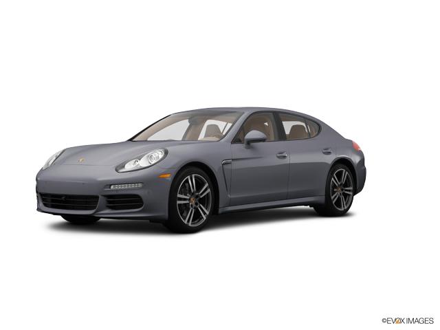 2014 Porsche Panamera Vehicle Photo in Chapel Hill, NC 27514