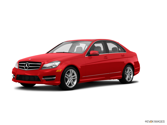 2014 Mercedes-Benz C-Class Vehicle Photo in Beaufort, SC 29906