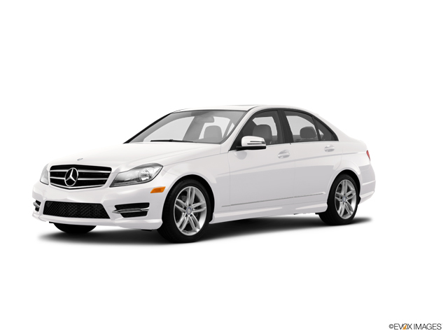 2014 Mercedes-Benz C-Class Vehicle Photo in Houston, TX 77090