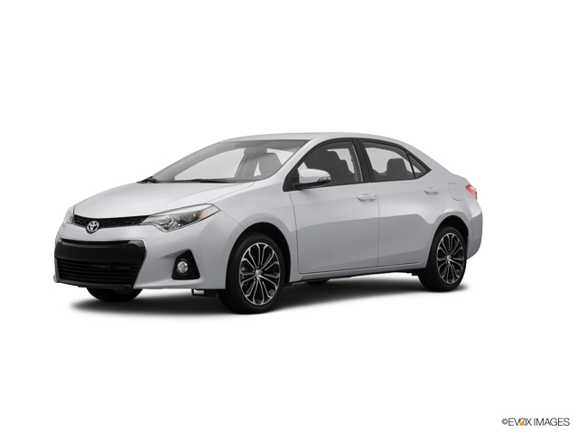 2014 Toyota Corolla Vehicle Photo in Tallahassee, FL 32308