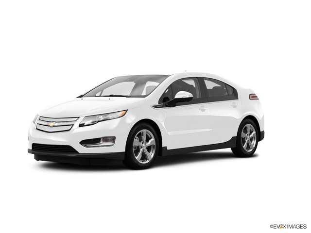 chevy volt 2014 manual