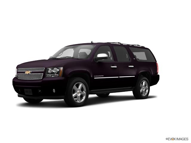 2014 Chevrolet Suburban Vehicle Photo in Peoria, IL 61615