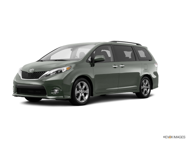 2014 Toyota Sienna Vehicle Photo in Owensboro, KY 42303