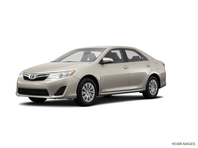 2014 Toyota Camry Vehicle Photo in Midlothian, VA 23112
