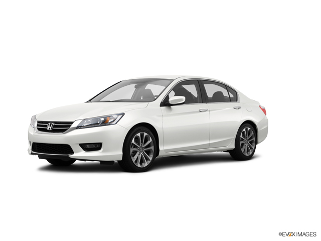 2014 Honda Accord Sedan Vehicle Photo in Boston, NY 14025