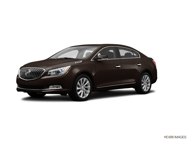 2014 Buick LaCrosse Vehicle Photo in Janesville, WI 53545