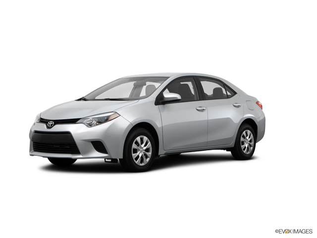 2014 Toyota Corolla Vehicle Photo in Danville, KY 40422