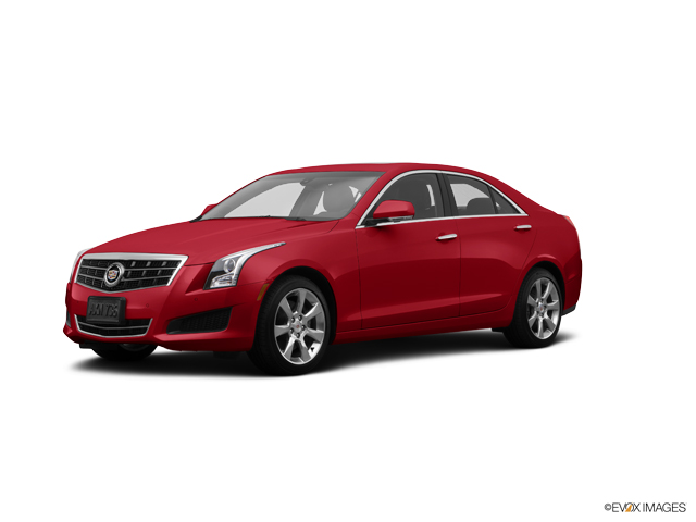 2014 Cadillac ATS Vehicle Photo in Lansing, MI 48911