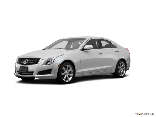 2014 Cadillac ATS Vehicle Photo in Baton Rouge, LA 70809