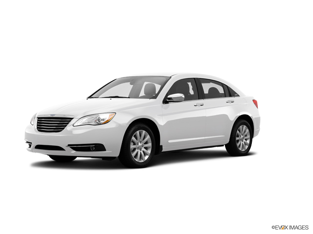 2014 Chrysler 200 Vehicle Photo in Greeley, CO 80634
