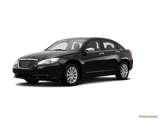 2014 chrysler 200 lx owners manual