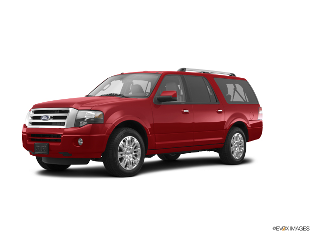 2014 Ford Expedition EL Vehicle Photo in Williston, ND 58801