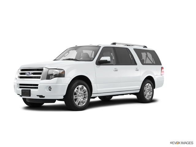 2014 Ford Expedition EL Vehicle Photo in Lewisville, TX 75067
