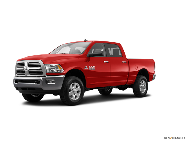 2014 Ram 2500 Vehicle Photo in Harlingen, TX 78552