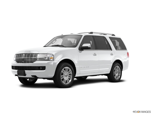 2014 LINCOLN Navigator Vehicle Photo in Arlington, TX 76011