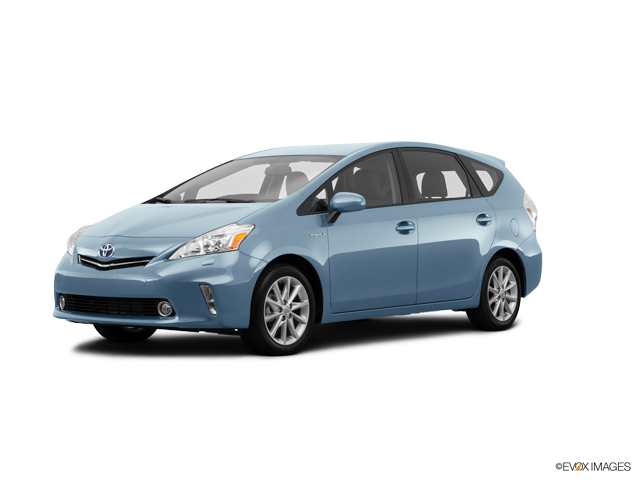 2014 Toyota Prius v Vehicle Photo in Richmond, VA 23231