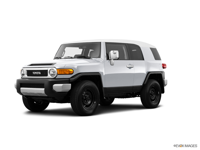 2014 Toyota FJ Cruiser Vehicle Photo in Las Vegas, NV 89146