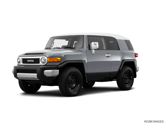 2014 Toyota FJ Cruiser Vehicle Photo in Colorado Springs, CO 80905
