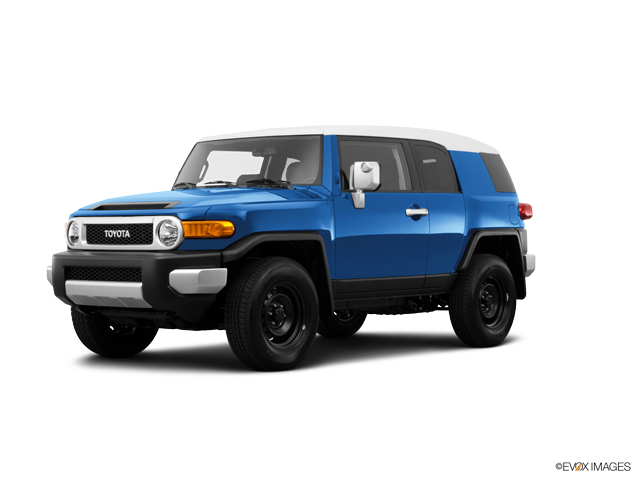 2017 Toyota Fj Cruiser Vehicle Photo In Santa Cruz Ca 95062