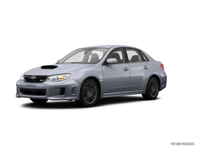 2014 Subaru Impreza Sedan WRX Vehicle Photo in Pleasanton, CA 94588