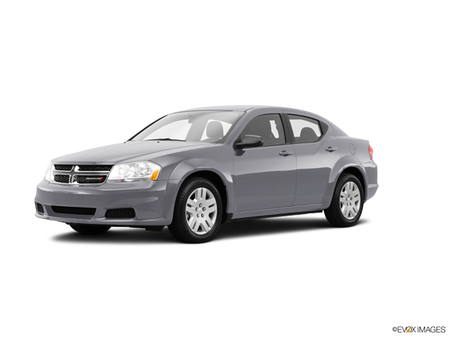 2014 Dodge Avenger Vehicle Photo in Massena, NY 13662