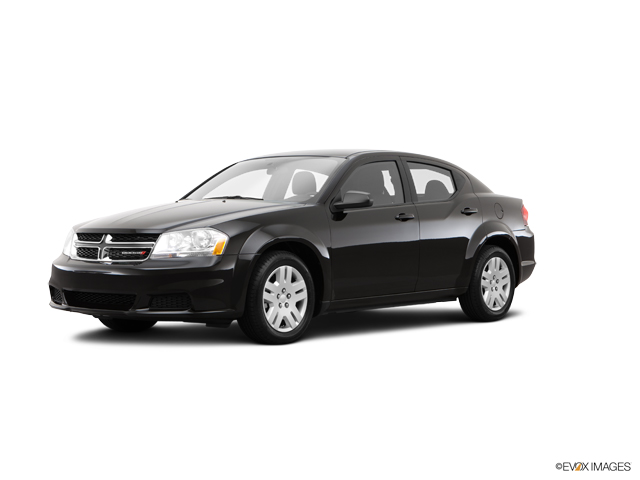 2014 Dodge Avenger Vehicle Photo in Fort Worth, TX 76177