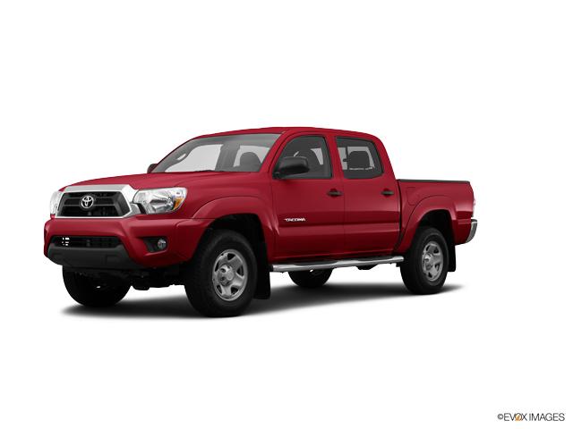 2014 Toyota Tacoma Vehicle Photo in Richmond, VA 23231