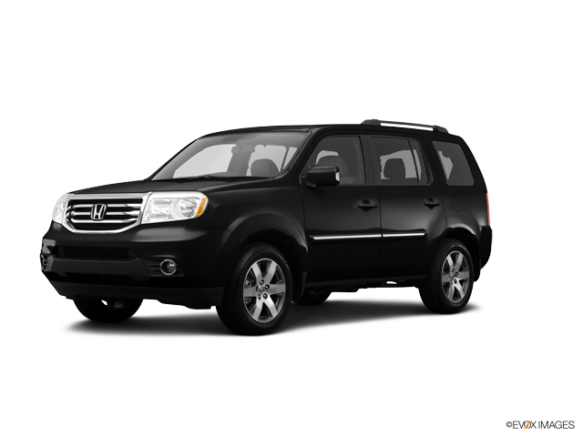 2014 Honda Pilot Vehicle Photo in Harrisburg, PA 17112