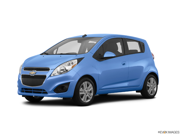 2014 Chevrolet Spark Vehicle Photo in Oak Lawn, IL 60453