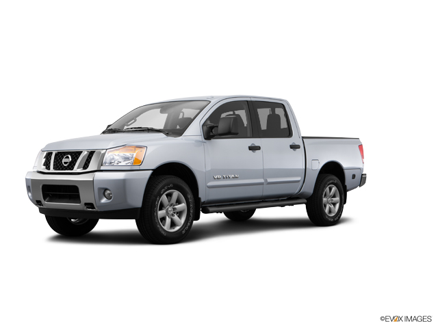 2014 Nissan Titan Vehicle Photo in Greeley, CO 80634