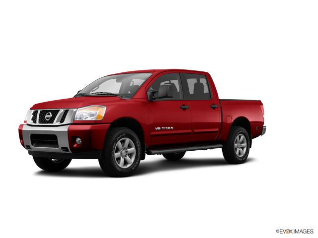 2014 Nissan Titan Vehicle Photo in Henderson, NV 89014