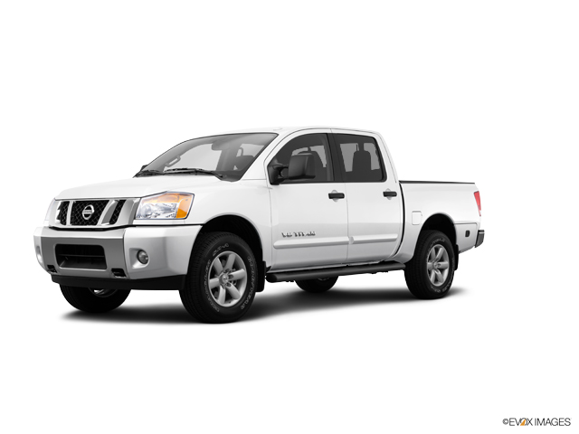 2014 Nissan Titan Vehicle Photo in Mission, TX 78572