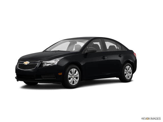 2014 Chevrolet Cruze Vehicle Photo in Plainfield, IL 60586-5132