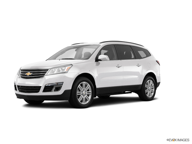 2014 Chevrolet Traverse Vehicle Photo in San Leandro, CA 94577