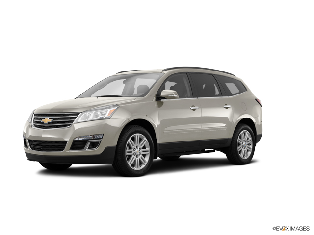 2014 Chevrolet Traverse Vehicle Photo in Tallahassee, FL 32304