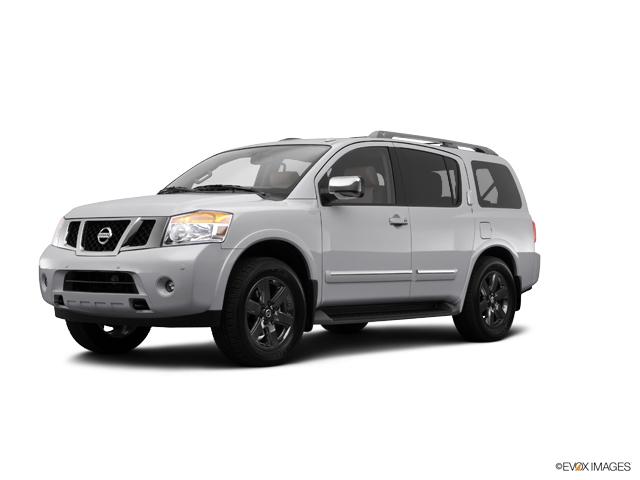 2014 Nissan Armada Vehicle Photo in Tallahassee, FL 32304
