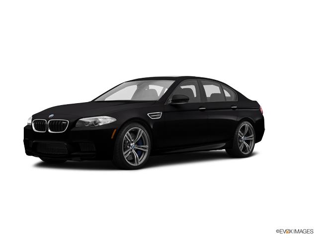 2014 BMW M5 Vehicle Photo in Naples, FL 34109
